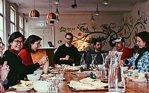 Refugee Project: Taste & Talk