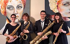 Vima Saxophone Quartet
